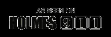 joe altieri as seen on holmes 911 logo